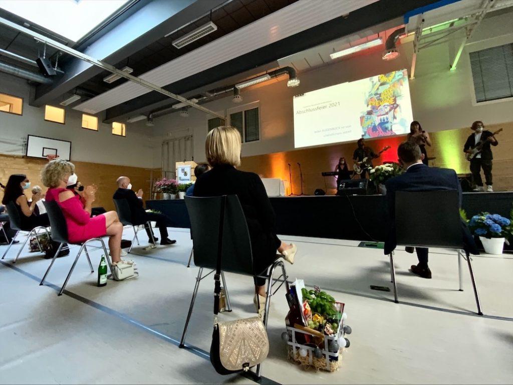 Großes Finale nach 21 Schultagen – Realschule Großostheim